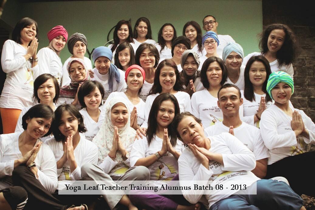 Memilih Pelatihan Pengajar Yoga