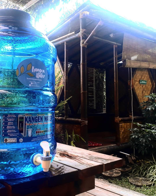 Air Alkali Untuk Tubuh & Pikiran Yang 'Alkali'