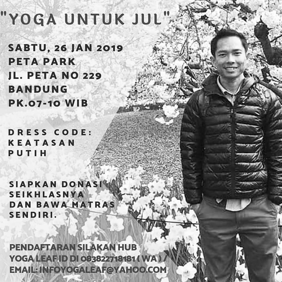Yoga for Jul
