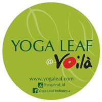 Studio Yoga Leaf