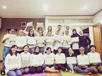 Yoga Leaf Hatha Yoga Teacher Training Course 200 Hours