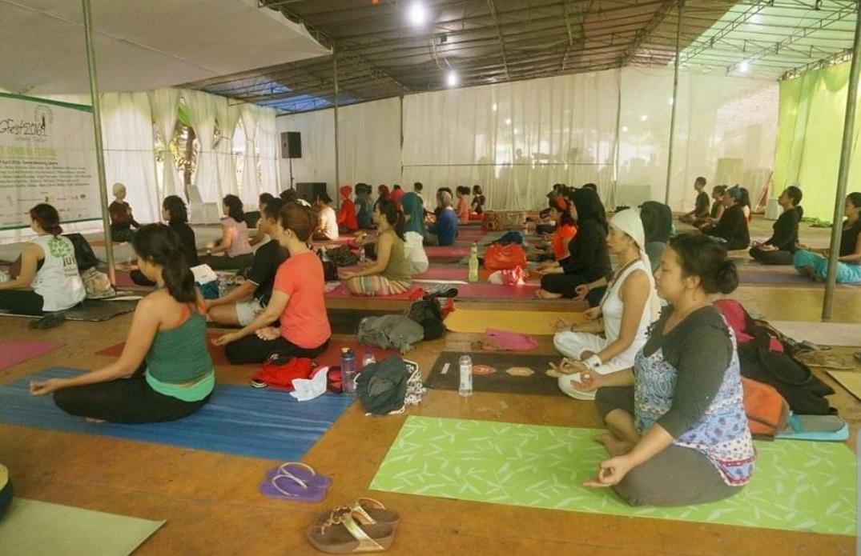 Yoga Sufi di YogemFest