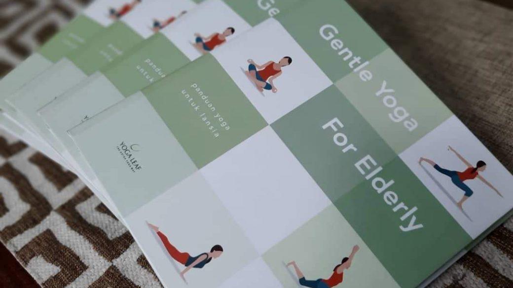 Buku Gentle Yoga for Elderly – Yoga Lansia
